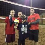 Sand Volleyball @ Z's Villa