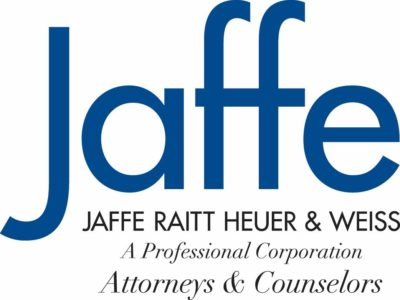 Sponsor In The Spotlight: Jaffe Raitt Heuer & Weiss